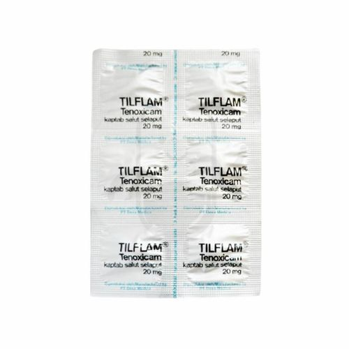 TILFLAM 20 MG STRIP 6 TABLET