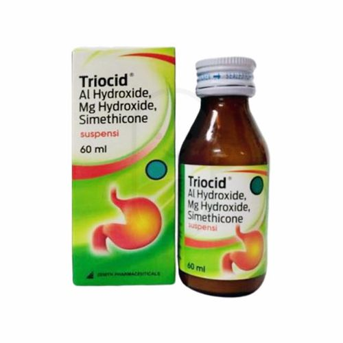 TRIOCID SUSPENSI 60 ML