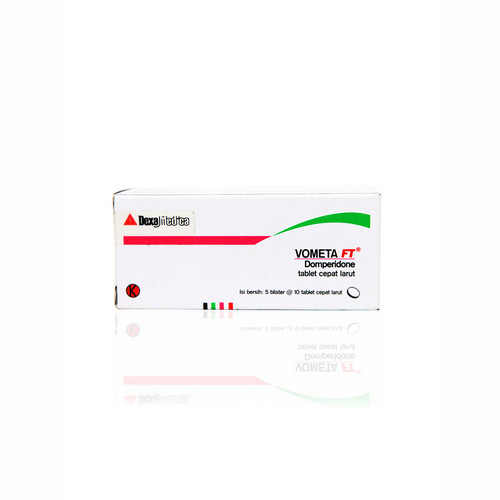 VOMETA FT 10 MG BOX 50 TABLET